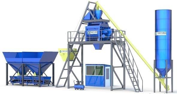 Заводы по вибраторам по бетону виды нанесения бетона